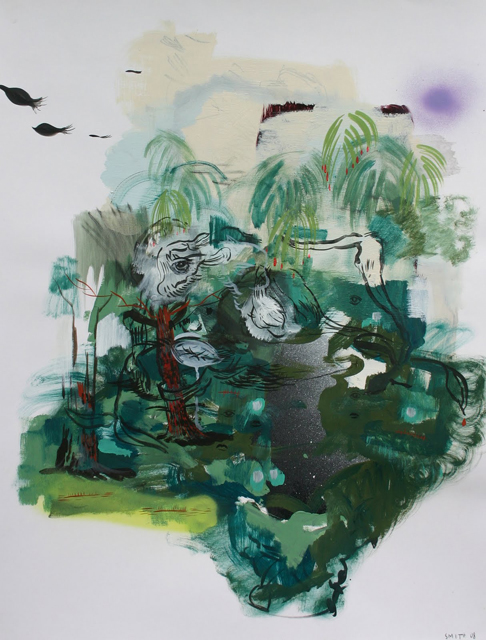 "Emma Smith, ""The Swamp"" (2008)."