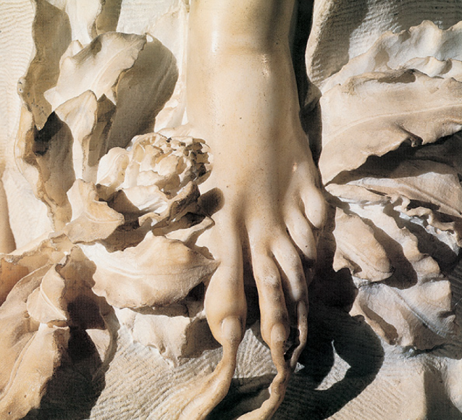 Detail from Bernini's 'Apollo and Daphne'