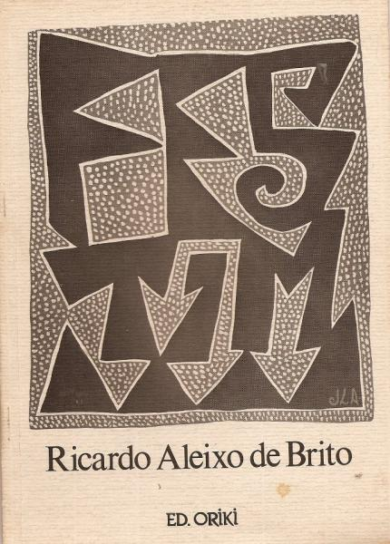 Cover of _Festim_ (1992) by Ricardo Aleixo de Brito