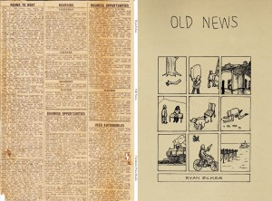 Cover of Old News