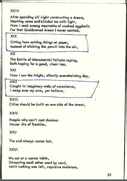 Bob Kaufman, 'Jail Poems'   Jacket2