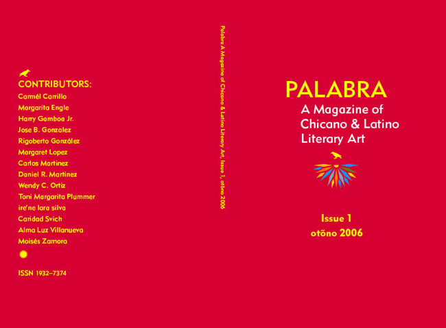 PALABRA Issue 1