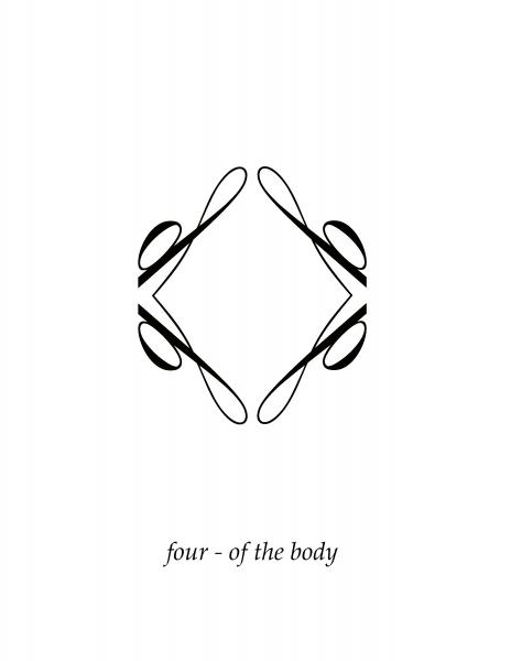 Amanda Earl: Of the Body 4 Visual Poem