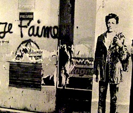 Rimbaud in jeans