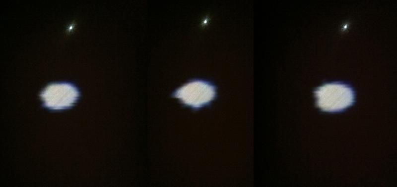 Sirius as seen in Canicular