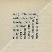 Debts, 2009
