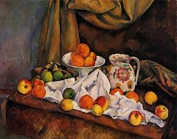 Paul Cézanne, Nature Morte