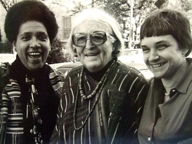 Audre Lorde, Meridel Lesueur, Adrienne Rich (1980)