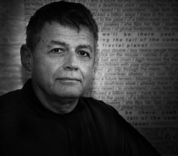 David Eggleton Poet Laureate