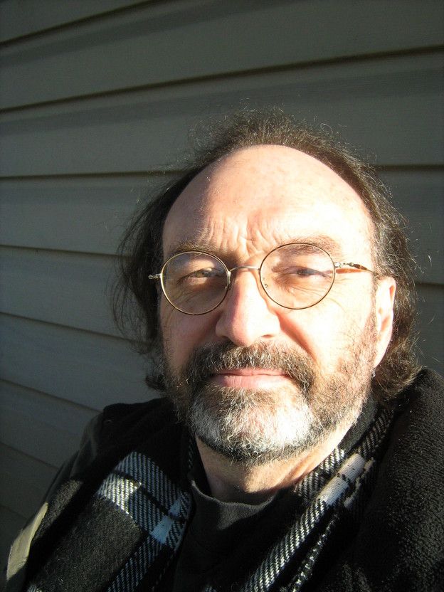 Gil McElroy selfie, taken Boxing Day, 2014, in Windsor, Ontario
