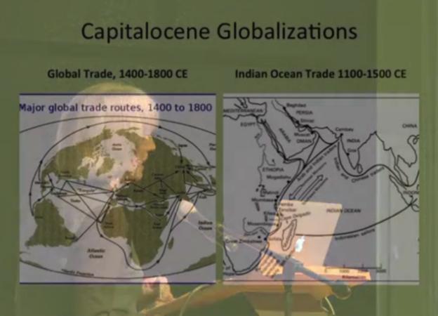 """Donna Haraway, """"Anthropocene, Capitalocene, Chthulucene"""""""