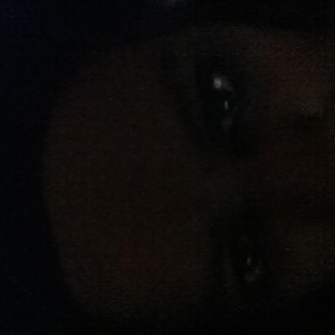 my dark self portrait