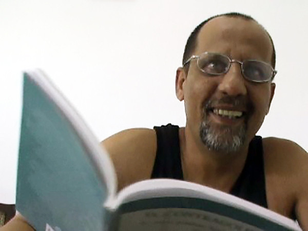 Juan Carlos Flores 2010, Video Still, by Kristin Dykstra