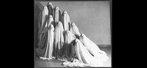 "Albert Renger-Patzsch, ""Mary Wigman's Dance School,"" 1935."