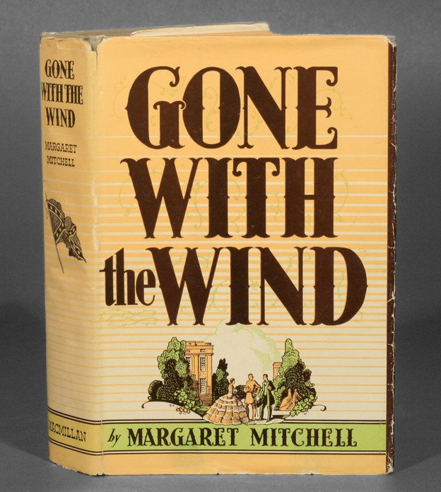 'Gone with the Wind', by Margaret Mitchell