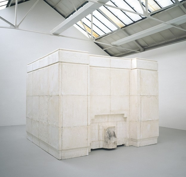 "Rachel Whiteread, ""Ghost,"" 1990, National Gallery of Art."