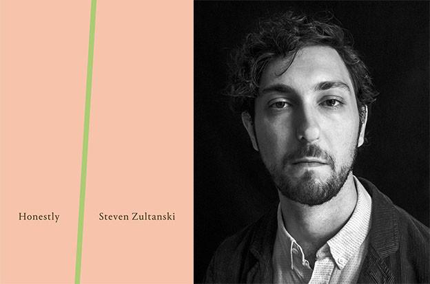 Photo of Steven Zultanski by Lanny Jordan Jackson.
