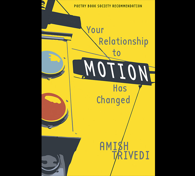 Six prose poems and the title poem from Amish Trivedi's