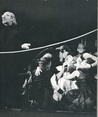 Performance 1984 of Jerome Rothenberg's That Dada Strain by Luke Morrison & the