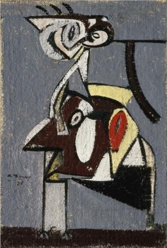 Arshile Gorky: Child of an Idumean Night
