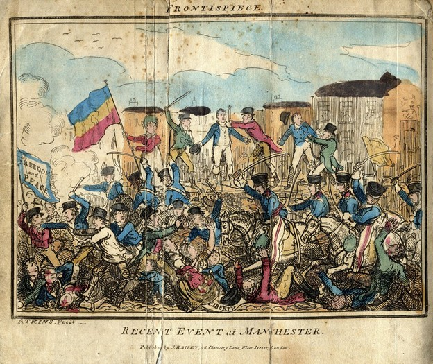 Peterloo Masacre