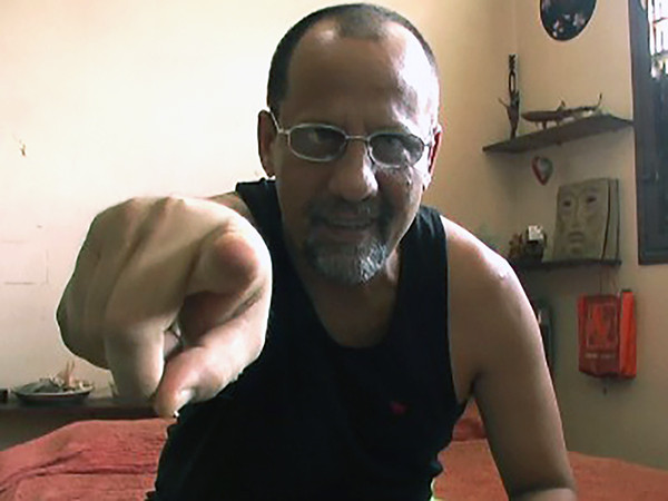 Juan Carlos Flores in Alamar, Video Still, by Kristin Dykstra 2010