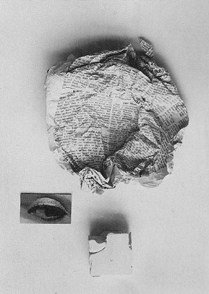 Kitasono Katue: Plastic Poem (Even from Trifling Objects), 1966