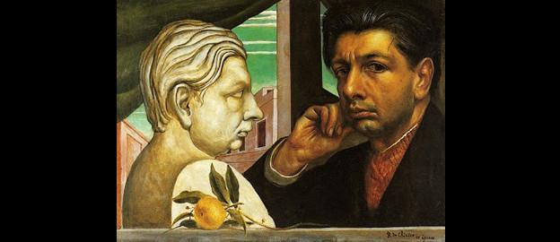 Giorgio de Chirico — Self portrait — 1922