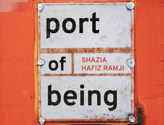 Crop of cover of 'Port of Being'