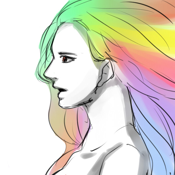 Rainbow by Pauline Wu
