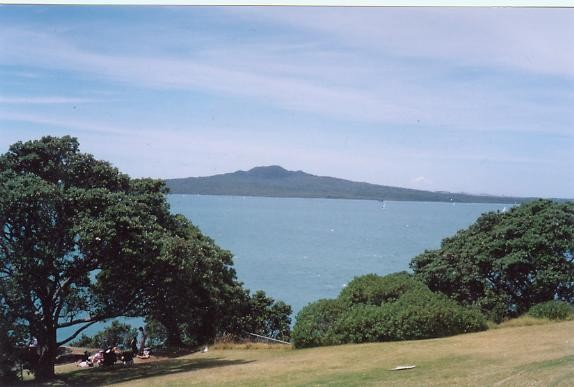 Rangitoto from North Head