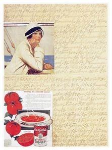 Adolf Wölfli, Campbell's Tomato Soup, 1923