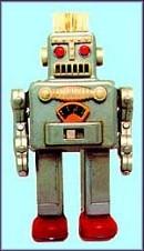 Mr Rubenking's Robot