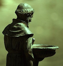 St Francis:  flickr photo by dawnzy58