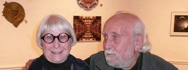 Diane Wakoski and Jerome Rothenberg: A Joint Portrait