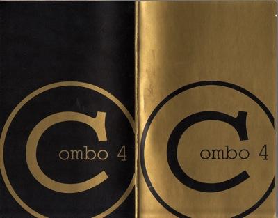 Combo Cover No. 4 (Fall 1999)