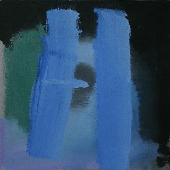 """Emma Smith, """"Blue Tree Pair"""" (2009)."""
