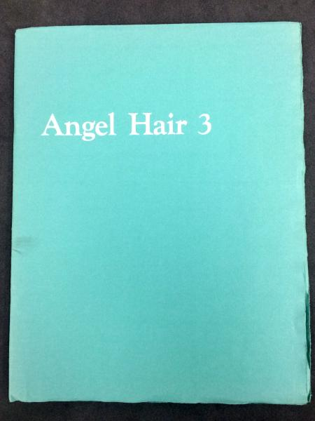 Angel Hair 3 cover