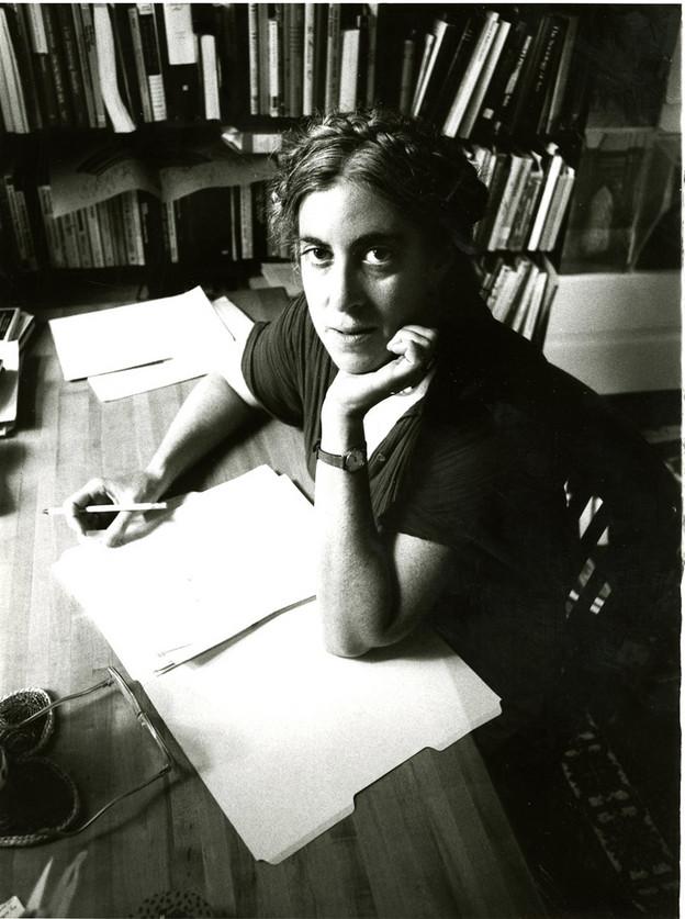 Rachel Blau DuPlessis in 1985.