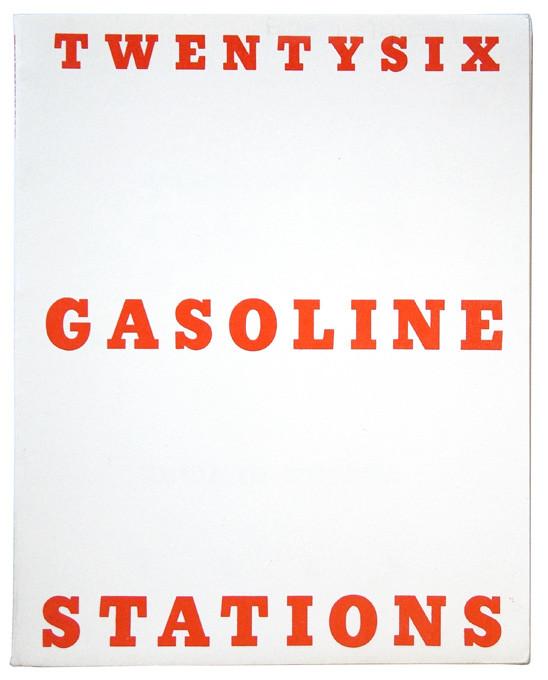 Twentysix Gasoline Stations by Ed Ruscha