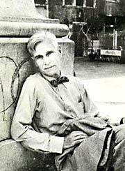 Edwin Denby in Venice