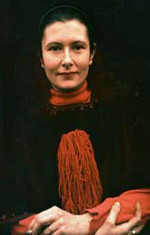 Denise Levertov, 1923–1997: Photo by Jonathan Williams, 1957